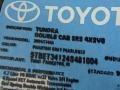 Toyota Tundra SR5 Double Cab Phantom Gray Pearl photo #75