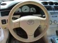 Toyota Solara SE V6 Coupe Arctic Frost Pearl White photo #20