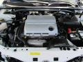 Toyota Solara SE V6 Coupe Arctic Frost Pearl White photo #23