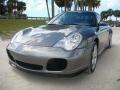 Porsche 911 Carrera 4S Coupe Seal Grey Metallic photo #27