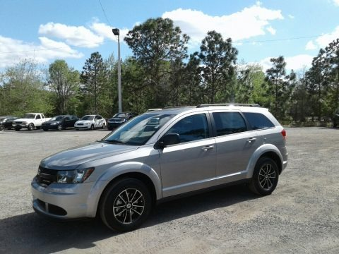 Billet 2018 Dodge Journey SE