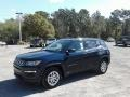 Jeep Compass Sport Jazz Blue Pearl photo #1