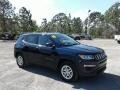 Jeep Compass Sport Jazz Blue Pearl photo #7