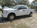 Ford F150 STX SuperCab 4x4 Oxford White photo #3