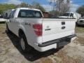 Ford F150 STX SuperCab 4x4 Oxford White photo #8