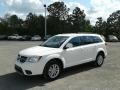 Dodge Journey SXT Vice White photo #1