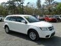 Dodge Journey SXT Vice White photo #7