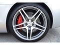 Mercedes-Benz SLS AMG Roadster Iridium Silver Metallic photo #28