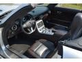Mercedes-Benz SLS AMG Roadster Iridium Silver Metallic photo #37