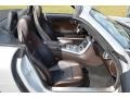 Mercedes-Benz SLS AMG Roadster Iridium Silver Metallic photo #46