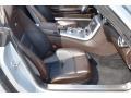 Mercedes-Benz SLS AMG Roadster Iridium Silver Metallic photo #47