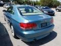 BMW 3 Series 335i Coupe Atlantic Blue Metallic photo #4