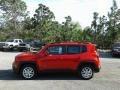 Jeep Renegade Latitude Colorado Red photo #2