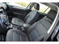 Volkswagen Golf 4 Door 1.8T S Black photo #14