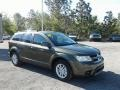 Dodge Journey SXT Olive Green photo #7