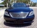 Lexus LS 460 Black Sapphire Blue Pearl photo #15