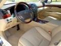 Lexus LS 460 Black Sapphire Blue Pearl photo #16