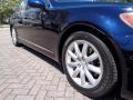 Lexus LS 460 Black Sapphire Blue Pearl photo #17
