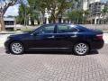 Lexus LS 460 Black Sapphire Blue Pearl photo #32