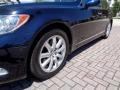 Lexus LS 460 Black Sapphire Blue Pearl photo #35