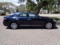 Lexus LS 460 Black Sapphire Blue Pearl photo #55