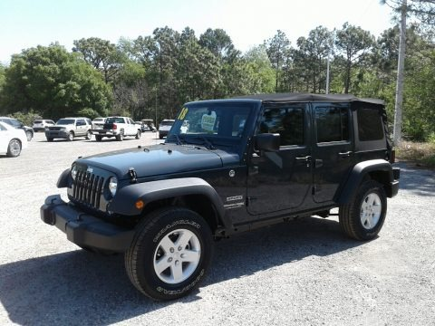 Rhino 2018 Jeep Wrangler Unlimited Sport 4x4