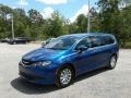 Chrysler Pacifica Touring L Jazz Blue Pearl photo #1