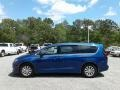 Chrysler Pacifica Touring L Jazz Blue Pearl photo #2