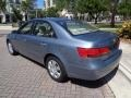 Hyundai Sonata GLS Medium Silver Blue photo #5