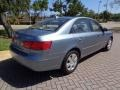 Hyundai Sonata GLS Medium Silver Blue photo #9