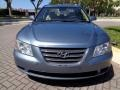 Hyundai Sonata GLS Medium Silver Blue photo #15