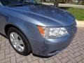 Hyundai Sonata GLS Medium Silver Blue photo #28