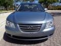 Hyundai Sonata GLS Medium Silver Blue photo #54
