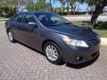 Toyota Camry XLE V6 Magnetic Gray Metallic photo #11