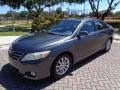 Toyota Camry XLE V6 Magnetic Gray Metallic photo #46