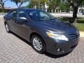 Toyota Camry XLE V6 Magnetic Gray Metallic photo #48