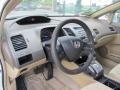 Honda Civic LX Sedan Taffeta White photo #10