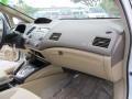 Honda Civic LX Sedan Taffeta White photo #19