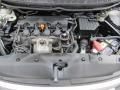 Honda Civic LX Sedan Taffeta White photo #24