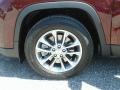 Jeep Cherokee Latitude Plus Velvet Red Pearl photo #20