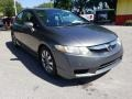 Honda Civic EX Sedan Polished Metal Metallic photo #1