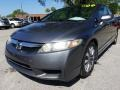 Honda Civic EX Sedan Polished Metal Metallic photo #7