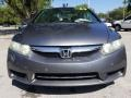 Honda Civic EX Sedan Polished Metal Metallic photo #8