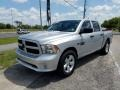 Ram 1500 Express Crew Cab Bright Silver Metallic photo #1