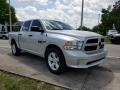 Ram 1500 Express Crew Cab Bright Silver Metallic photo #7