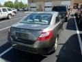 Honda Civic EX Coupe Galaxy Gray Metallic photo #3