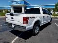 Ford F150 XLT SuperCrew 4x4 Oxford White photo #5