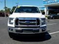 Ford F150 XLT SuperCrew 4x4 Oxford White photo #8