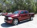 Ram 1500 Express Crew Cab Delmonico Red Pearl photo #1