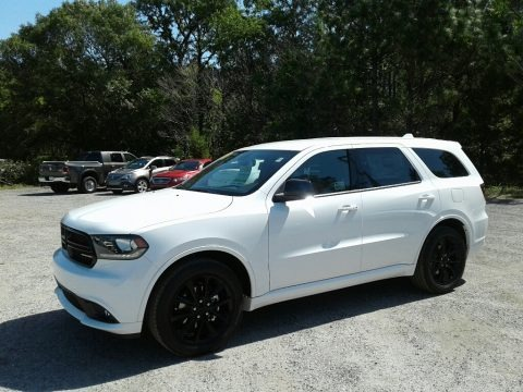 White Knuckle 2018 Dodge Durango SXT